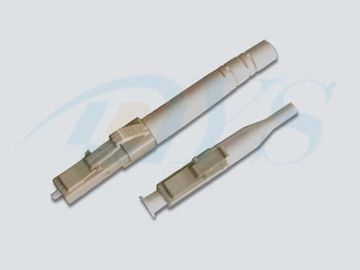 LC 3.0 Multimode Optical Fiber Connectors Reliable For Optical Test Equipment