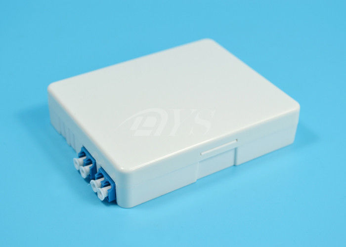 Anti - UV FTTH Wall Mount Fiber Termination Box 16 Core For Networks pemasok