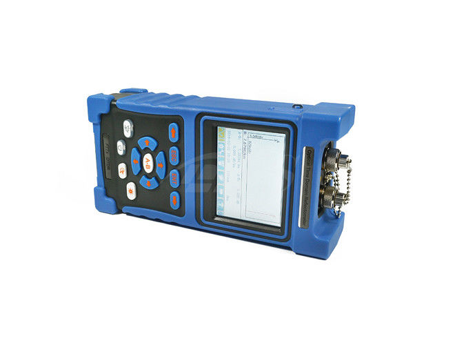 Cina DYS3028 Palm OTDR Fiber Optic Test Equipment With 650nm Visible Light Source pemasok