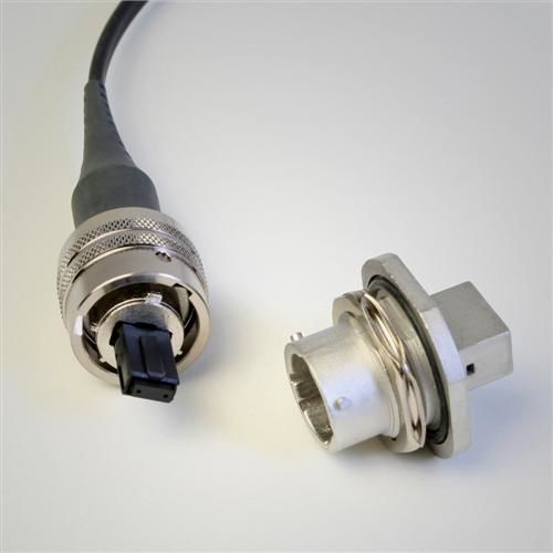 Single-mode Or Multi-mode Antenna 3G, 4G Optical Fiber Patch Cord Based On The N Type RF pemasok